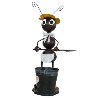 Ant Flower Stand Decoration big - 4 Models assorted - LG0367