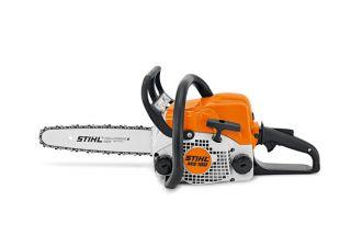 Stihl Cast Iron Chain Saw MS-180