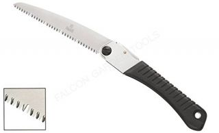 Falcon FPS-21 Manual Steel Fold Away Pruning Saw (Silver) - LG0507
