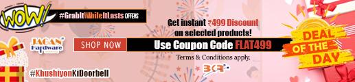 Flat discount 499